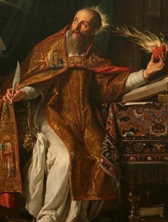 Saint Augustine image