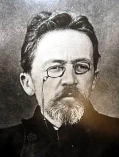 Anton Chekhov image