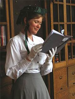 Sarah A. Chrisman image