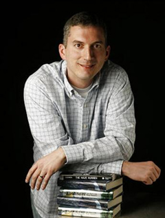 James Dashner image