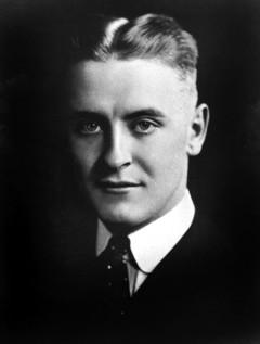 F. Scott Fitzgerald image