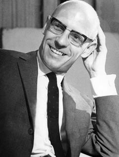 Michel Foucault image