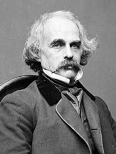 Nathaniel Hawthorne image
