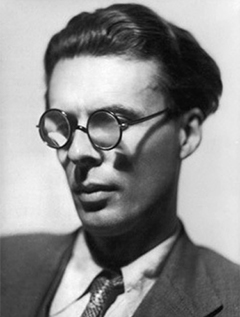 Aldous Huxley image
