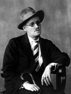 James Joyce image