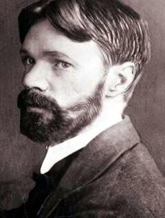 D. H. Lawrence image