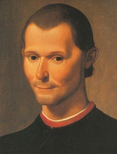 Niccolo Machiavelli image