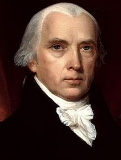 James Madison image