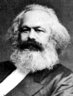 Karl Marx image