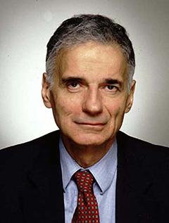 Ralph Nader image