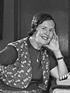 Barbara Pym image