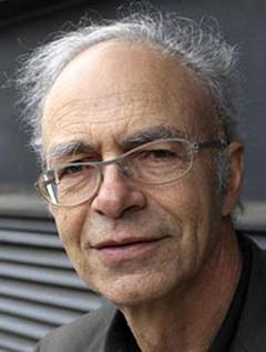 Peter Singer image
