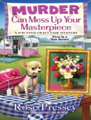Murder Can Mess Up Your Masterpiece