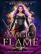 Half-Blood Academy 5: Magic Flame