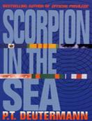 Scorpion in the Sea