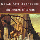 The Return of Tarzan, with eBook