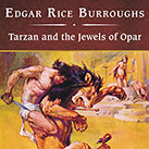 Tarzan and the Jewels of Opar, with eBook