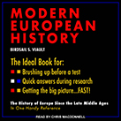 Schaum's Outline of Modern European History