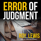 Error of Judgment