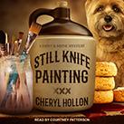 Still Knife Painting