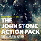 The John Stone Action Pack: Books 1-3