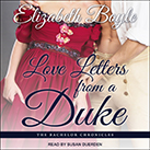 Love Letters From a Duke