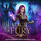 Half-Blood Academy 3: Magic Fury