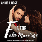 F is for Fake Marriage
