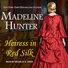 Heiress in Red Silk