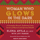 Woman Who Glows in the Dark