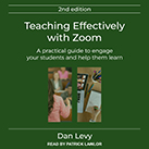 Teaching Effectively with Zoom