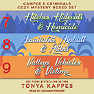 Camper and Criminals Cozy Mystery Boxed Set