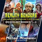 Reality Benders Series Boxed Set