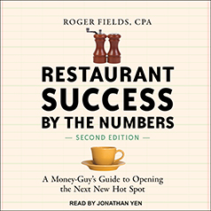Tantor Media Restaurant Success By The Numbers Second Edition