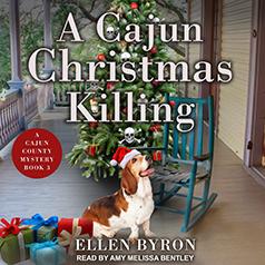 Cajun Christmas.Tantor Media A Cajun Christmas Killing