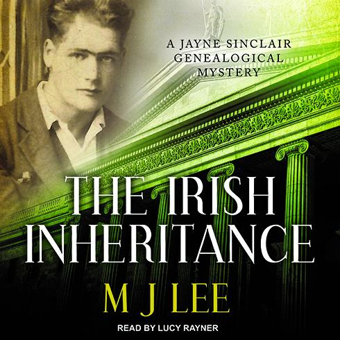 Tantor Media Jayne Sinclair Genealogical Mystery Series